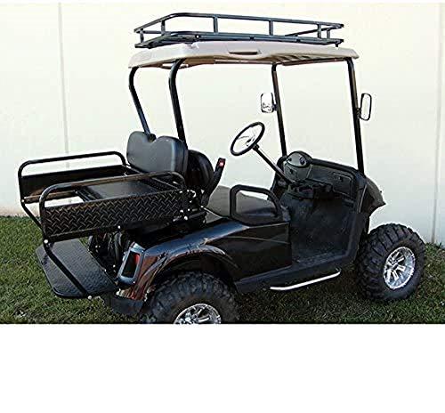 EZGO RXV Golf Cart Roof Rack Storage System