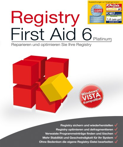 Registry First Aid 6 Platinum