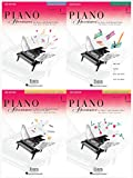 Faber Piano Adventures Level 1 Learning Library Pack - Lesson, Theory, Performance, and Technique & Artistry Books