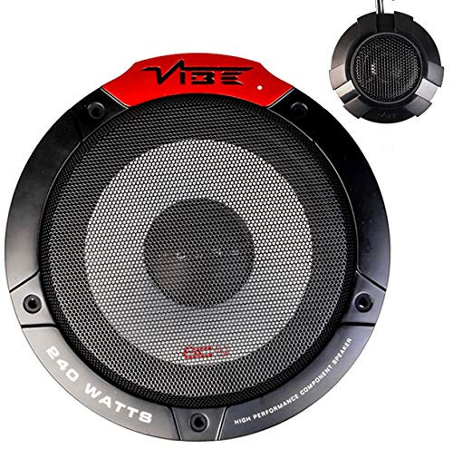 """VIBE Audio Pulse 6.5"""" Component speaker - 80/240 W (RMS/MAX)"""