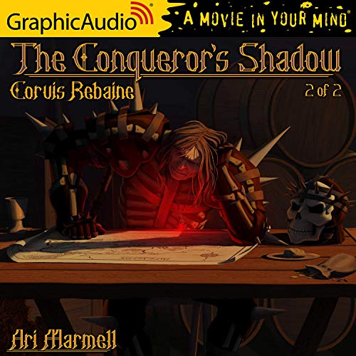 The Conqueror's Shadow (2 of 2) cover art