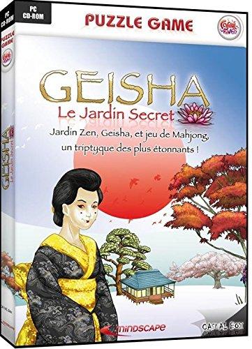 Geisha : le jardin secret - casual fever