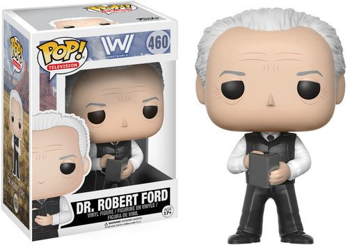 Funko Pop Dr Robert Ford (Westworld 460) Funko Pop Westworld