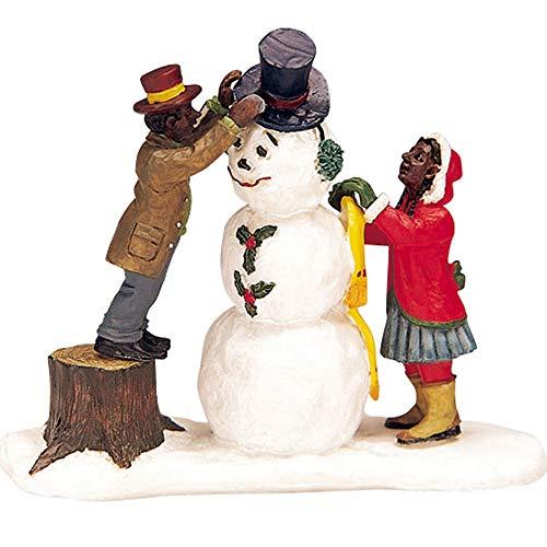 Lemax Village Collection Dressing Mr. Snowman # 32732