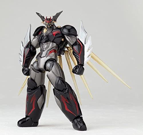 Limited Revoltech getter arc schwarz Ver (japan import) by Kaiyodo
