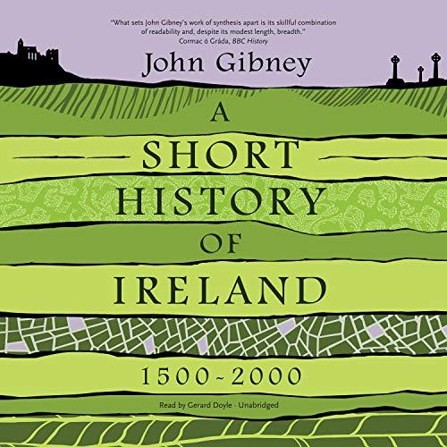 A Short History of Ireland, 1500-2000 cover art