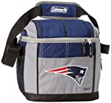 Licensed NFL 24 Dosen Soft Side Cooler, New England Patriots, One Size Fits All