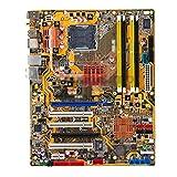 Fit for la Placa Base de Escritorio ASUS P5K P35 Socket LGA 775100% Soporte de Placa Base Original de Doble Canal DDR2 800 Memoria computadora, Placa Base