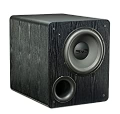 High-excursion 12-inch driver produces room-shaking SPLs and hits extreme low frequencies with control and accuracy. A powerful foundation of sound for home theater and music. 500 watts RMS, 1,100+ watts peak power Sledge STA-500D DSP amplifier boast...