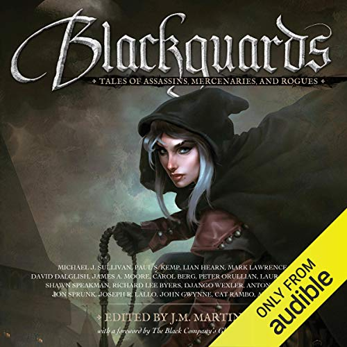 Blackguards  By  cover art