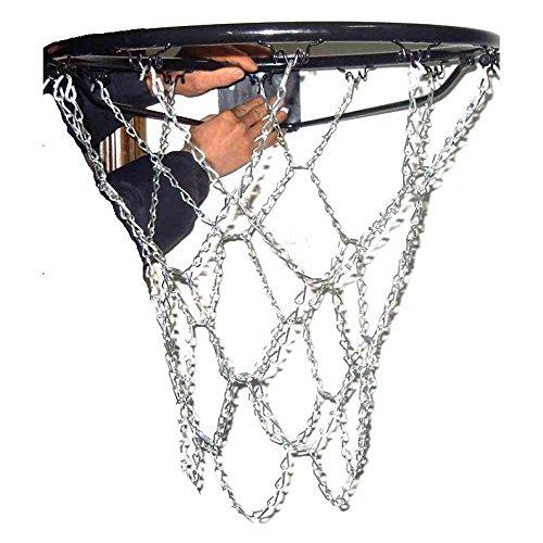 Metall BasketballnetzMetallbasketballnetz verzinkt Metallnetz Kettennetz