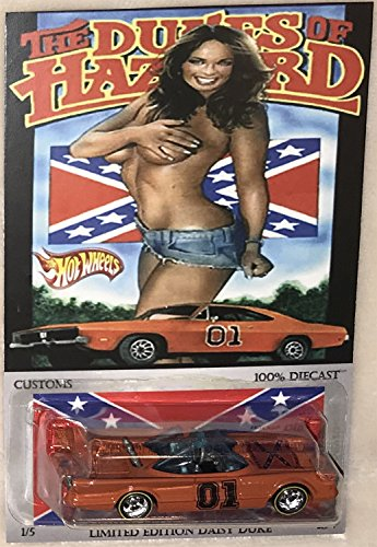 Hot Wheels 1966 TV Show Batmobile Custom-Made General LEE Dukes of Hazzard Series Code-3 Exclusive Limited Edition 1:64 Scale Collectible Die Cast Car Metal Model Only 5 Made!