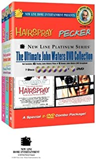 John Waters Collection (Hairspray / Pecker / Polyester / Desperate Living / Pink Flamingos / Female Trouble)