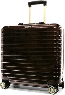 リモワ RIMOWA スーツケース SALSA DELUXE サルサ デラックス ビジネス TSAロック対応 機内持ち込み 29L ブラウン 830.40.52.4 [並行輸入品]