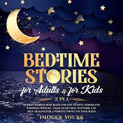 Bedtime Stories for Adults & for Kids: 2 in 1 Titelbild