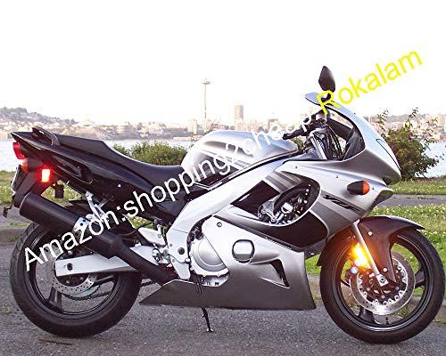 Pour yzf600r thundercat 1997 - 2007 yzf-600r 97 - 07 kit de carrosserie de moto kit de postrekt fairing yzf 600R