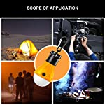 Camping Lights, Tent Lights with Carabiner Clips - Waterproof Portable Battery Operated Emergency Tent LED Light Bulb… 6