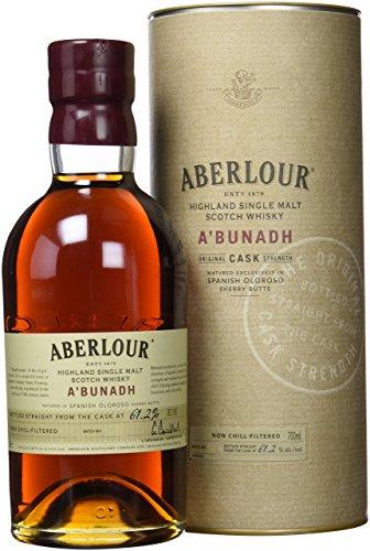 Aberlour a'bunadh mit Geschenkverpackung (1 x 0.7 l)