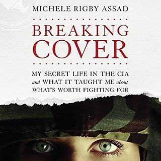 Breaking Cover audiobook cover art