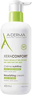 ADERMA XERAMEGA CONFORT SEQUEDAD 400 ML negro