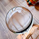DSJUGGLING Clear Acrylic Contact Juggling Ball - Appx. 2.75' - 70mm