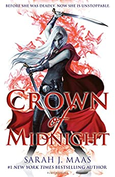 Crown of Midnight (Throne of Glass Book 2) by [Sarah J. Maas]