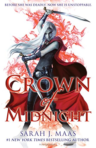 Crown of Midnight (Throne of Glass Book 2) (English Edition)