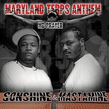 Maryland Terps Anthem(MD Prayer)- Single