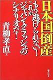 日本国倒産―もう逃げられない!これがジャパン・クラッシュのシナリオだ!