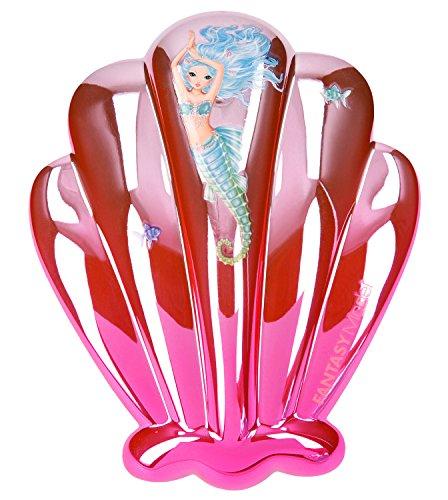 Depesche 10083 - Haarbürste Fantasy Model Mermaid, sortiert
