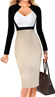 bb7055f26c Amazon.com: Long Sleeve - Club & Night Out / Dresses: Clothing ...