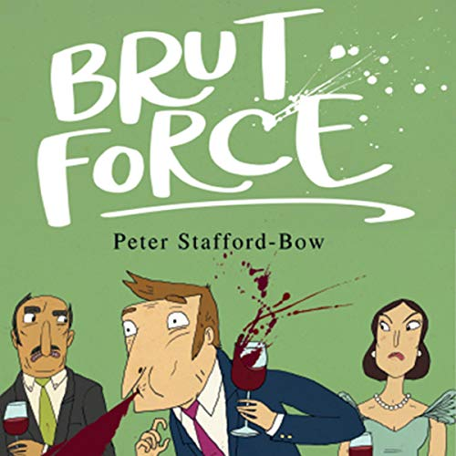 Brut Force audiobook cover art