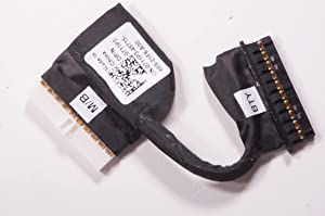 FMB-I Compatible with 711P3 Replacement for Dell Battery Cable I5368-1692GRY Inspiron 13 5368 2-in-1 I5578-5902GRY
