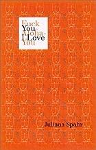 Fuck You-Aloha-I Love You (Wesleyan Poetry Series)