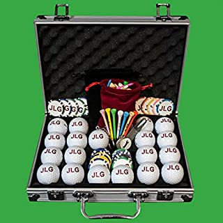 The Essentials Golf Set - Personalized Golf Tees and Golf Balls