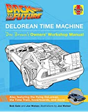 Back to the Future - Delorean Time Machine: Owner's Workshop Manual (Haynes Manual) [Idioma Inglés]: Doc Brown's Owner's Workshop Manual