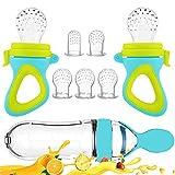 Best Baby Feeders - Baby Food Feeder, Fresh Food - 2 Pack Review