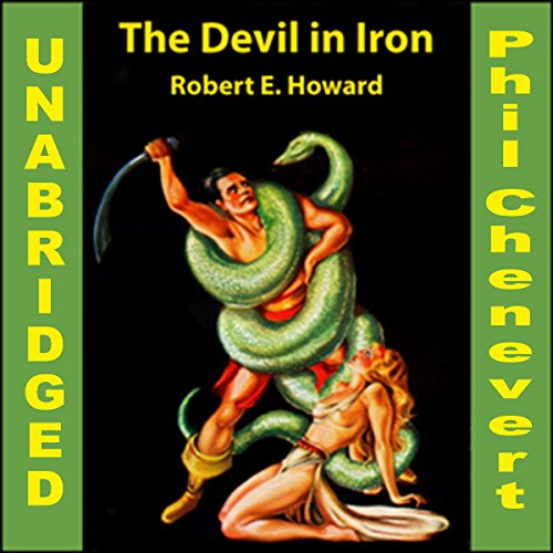 Conan: The Devil in Iron audiobook cover art