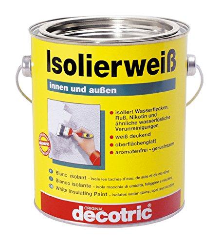 Decotric Isolierweiß Inhalt: 2 Liter