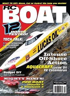 RC Boat Volume #4