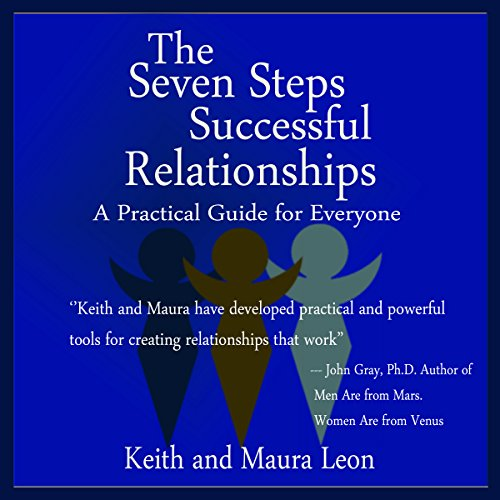 The Seven Steps to Successful Relationships audiobook cover art