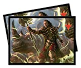 Ultra Pro Magic: The Gathering - Commander 2019 V4 Card Sleeves 100ct