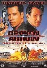 Broken Arrow, John Travolta Movie Poster Postcard