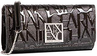 Armani Exchange Women's Liz Chain Accessory Travel Wallet