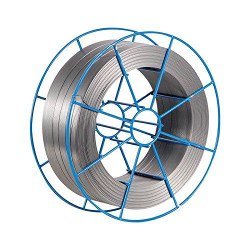 Hyundai Welding SM-308LSi Schweißdraht Elektrode für V2A Edelstahl CrNi 1.4316 Ø 0,8mm D200 Spule VPE: 5kg