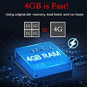 Q Plus Android 9.0 TV Box con Mini Teclado inalámbrico retroiluminado, Allwinner H6 Quad-Core 64bit Arm Corter-A53 CPU 4GB RAM 32GB RAM Mali T720 GPU 4K 6K Resolución 2.4GHz WiFi 100M LAN Enternet