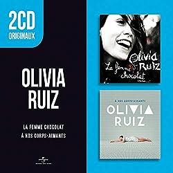 2 CD Originaux : la Femme Chocolat/a Nos Corps-Aimants