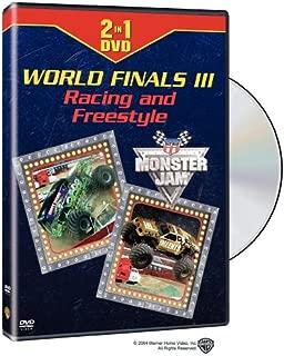 monster jam world finals racing