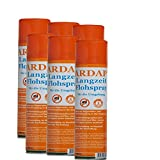 6 x 400 ml Ardap Langzeit Flohspray für die Umgebung Quiko Das Original