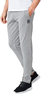 Ximandi Male Loose Elastic Pants, Solid Baggy Cotton Sweatpants Casual Trousers